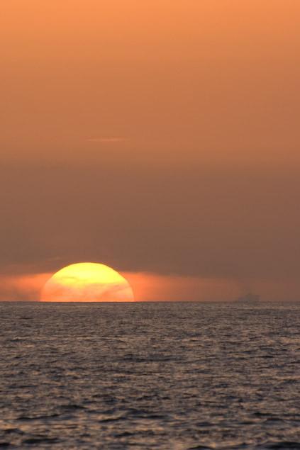 Burning Horizon