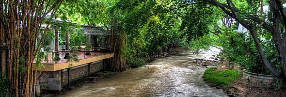 HDR Cuale River