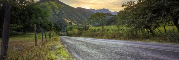 Road to San Sebastian