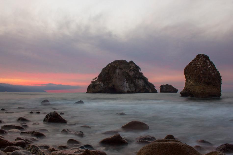 Los Arcos Sunset