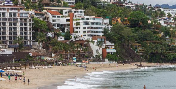 Los Muertos Beach