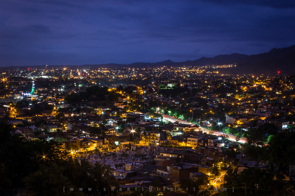Puerto Vallarta East Twilight
