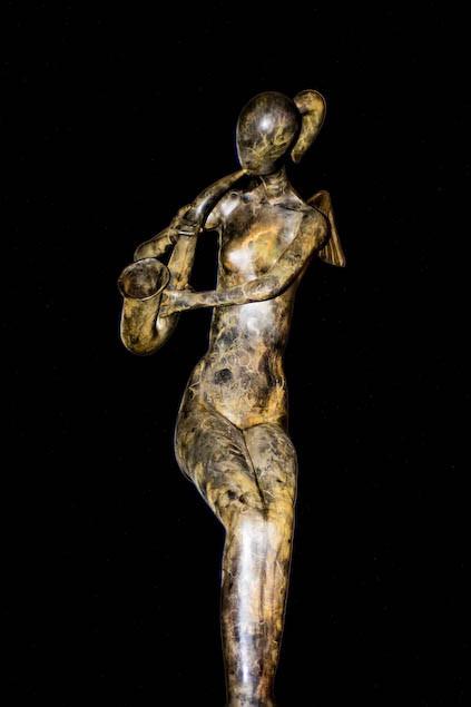 New Malecon Statue