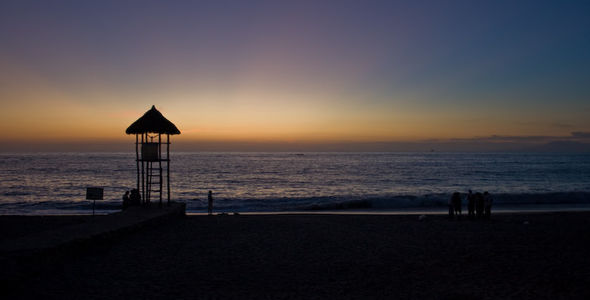 Sad Sunset