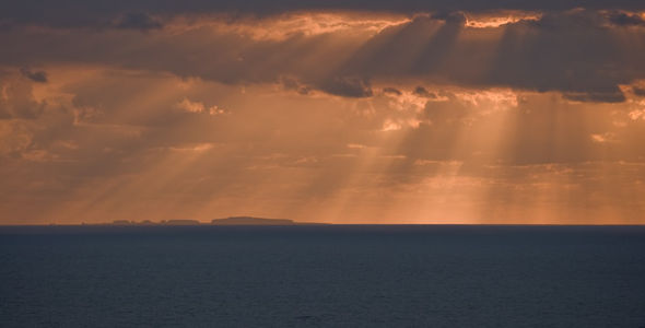Marietas Sunset