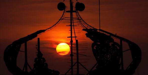 Crown Sunset