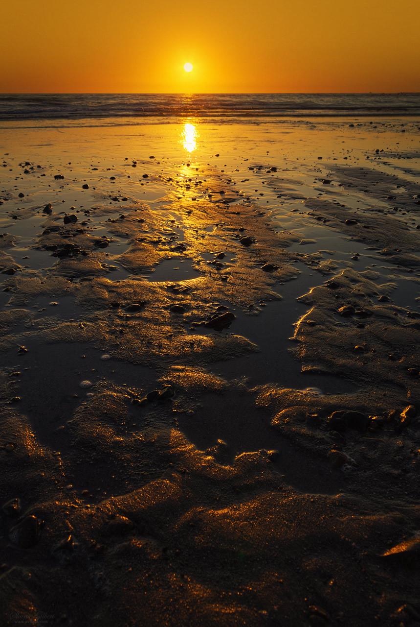 Beach Sunset at Boca de Tomates