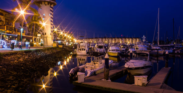 Sparkling Marina