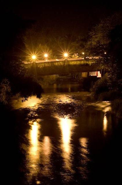 Debajo del puente